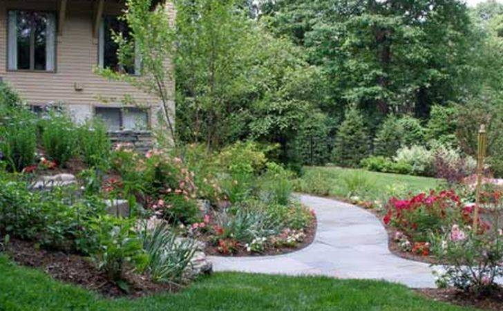 Ideas Small Yard Landscaping Option Stunning Landscape