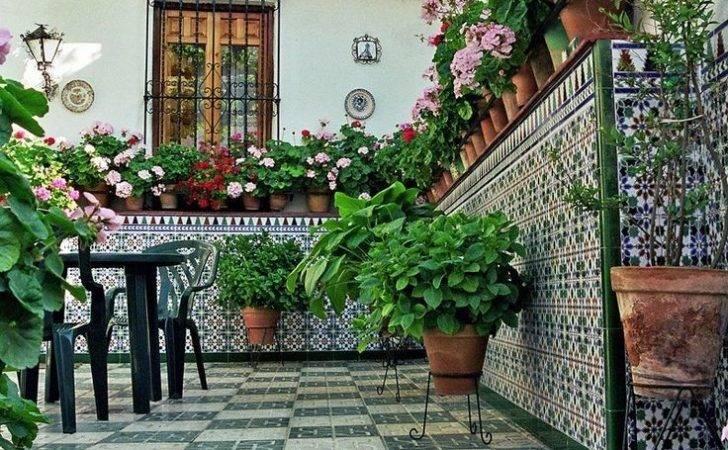 Ideas Spanish Courtyard Pinterest Colonial