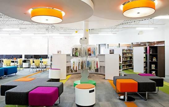 Iida Announces Winners Ala Library Interior Design Awards