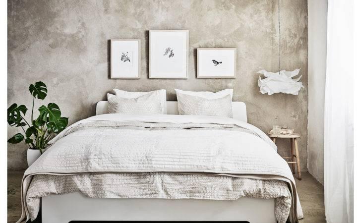 Ikea Askvoll Bed Frame Adjustable Sides Allow