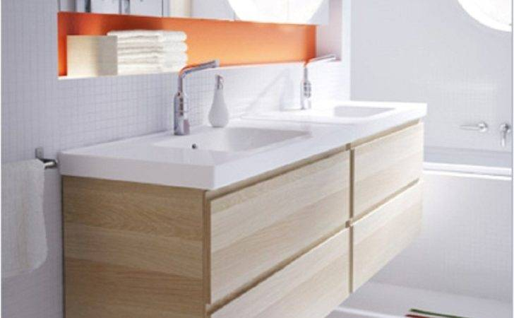 Ikea Bathroom Vanities Completing Contemporary Room Theme Home