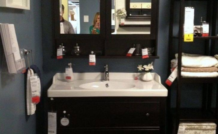 Ikea Bathroom Vanities Design Ideas Pinterest