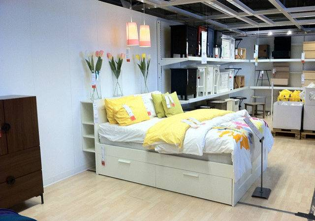 Ikea Brimnes Bed Explore Sweetietooth Photos Flickr