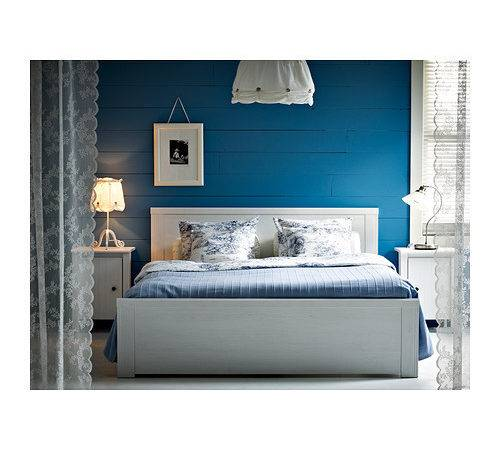 Ikea Brusali Bed Frame White Reviews Write Review Share