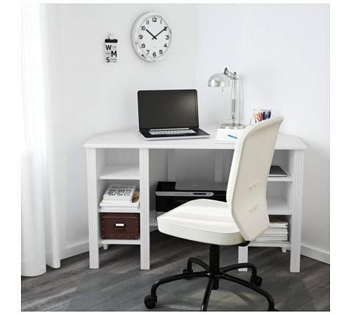 Ikea Brusali Corner Desk Can Customise Your Storage Needed