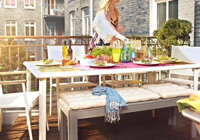Ikea Falster Bench Cushions Decor Ideas Outdoor