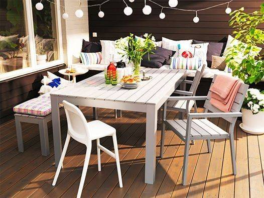Ikea Falster Outdoor Furniture Could Work Out Few Years
