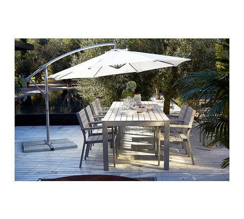 Ikea Falster Table Outdoor Polystyrene Slats Weather