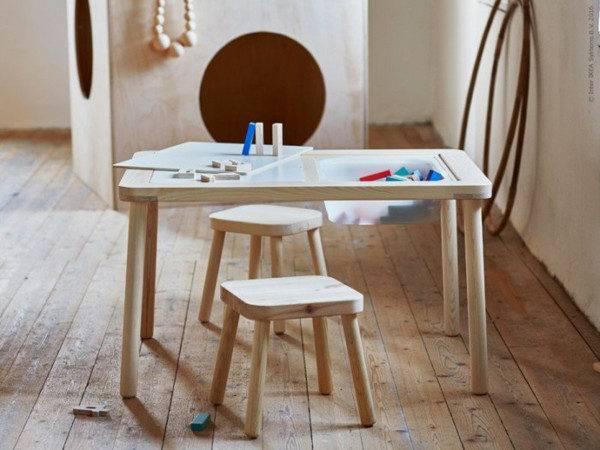 Ikea Flisat Kids Furniture Scandinavian Vibes Home Design