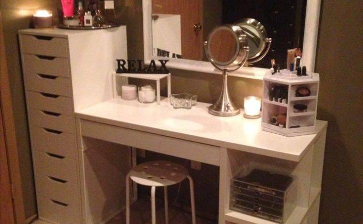Ikea Ideas Vanities Area Make Stations Makeup