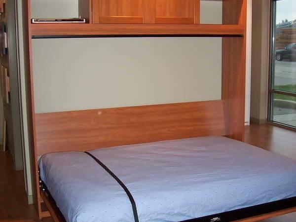 Ikea Murphy Bed Hacks Pinterest Beds