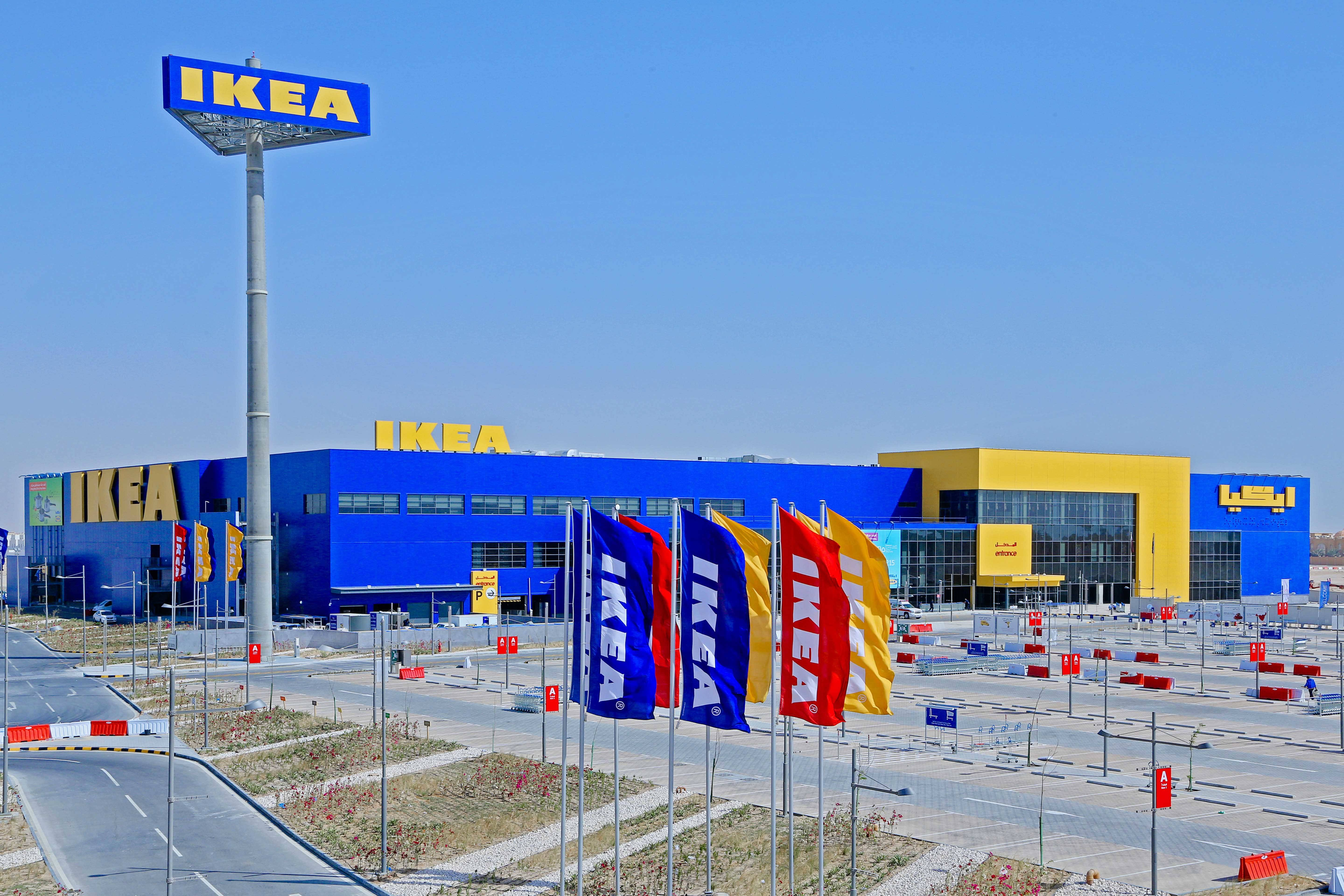 Ikea Plans Dubai Distribution Hub Amid Gulf Expansion
