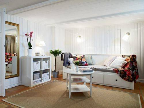 Ikea Spotted Expedit Bookcase Hemnes Daybed Frame