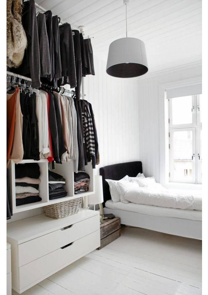 Ikea Stolmen Wardrobe System Closets Pinterest
