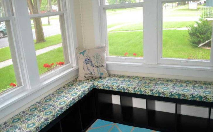 Ikea Window Seat Design Bay Cushion Ideas