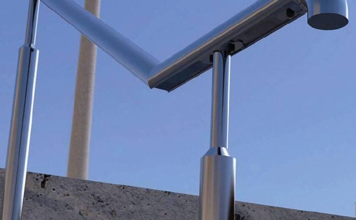 Illuminated Handrail System Stylish Yet Functional Led