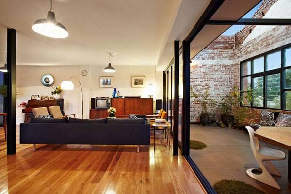 Impressive Warehouse Conversion Melbourne Preserving Inspiring