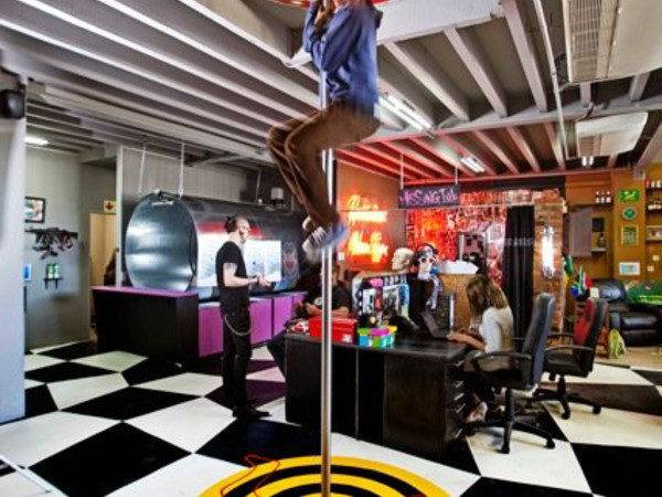 Inc Magazine World Coolest Offices Series Profiles