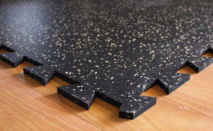 Inch Tight Lock Tiles Quality Interlocking Rubber Tile