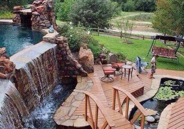 Incredible Backyard Dream Home Pinterest Backyards