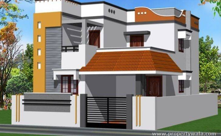 Independent House Elevation Designs South India Home Design