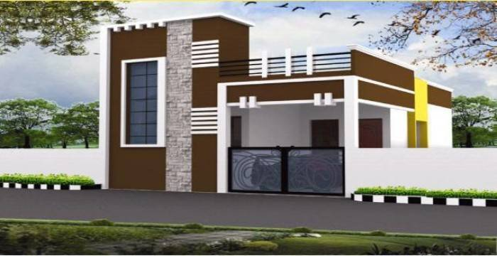 Independent House Elevation Residence Elevations
