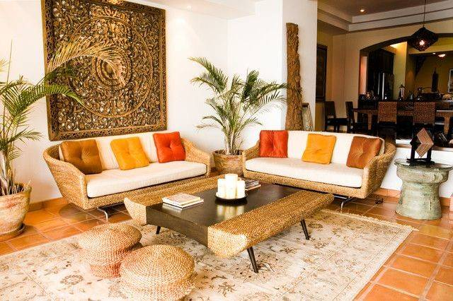 India Inspired Modern Living Room Designs Home Inspiring