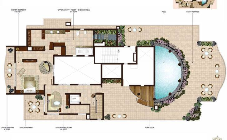 India Penthouse Floor Plans Trend Home Design Decor