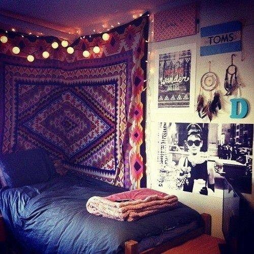 Indie Bedroom Decor Ideas Pinterest