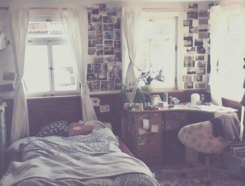Indie Hipster Bedroom Tumblr Teens Rooms Pinterest
