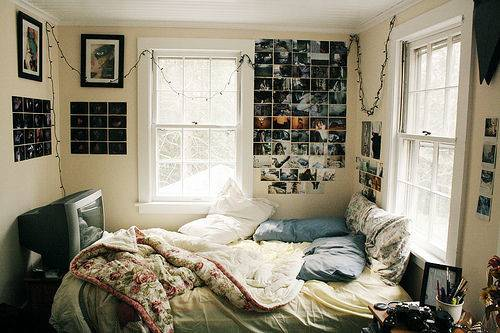 Indie Tumblr Bedroom Ideas