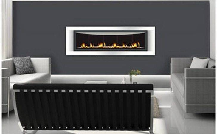 Indoor Awesome Gas Fireplaces Modern Fireplace