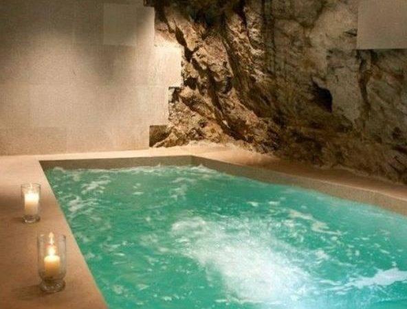 Indoor Hot Tubs Pinterest
