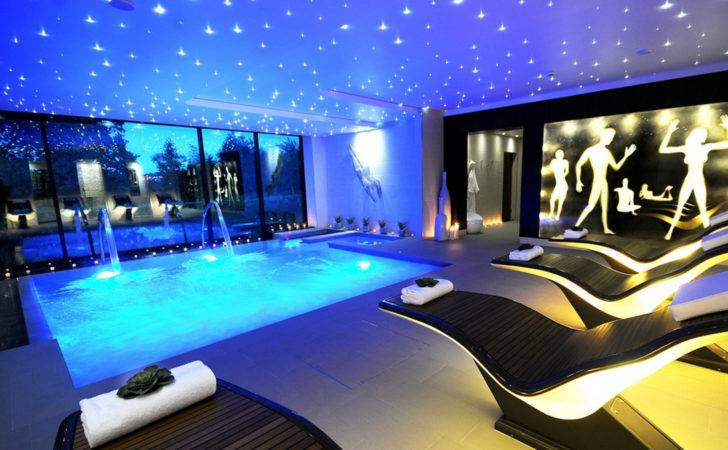 Indoor Luxury Pools Luxurious