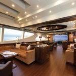 Indoor Mega Yacht Interiors Decorating Ideas Luxury