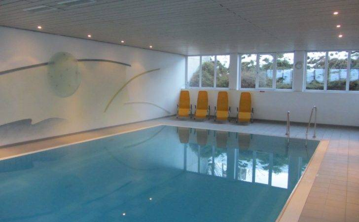 Indoor Pool Sauna Mountain Ferienwohnung Eder Oberaudorf