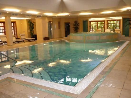 Indoor Spa Pool Hotel Botanico Oriental Garden