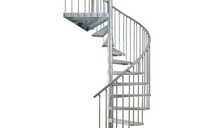 Indoor Stair Railing Kits Lowes Silver Metal Staircase Handrails