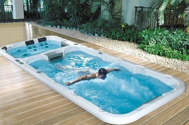 Indoor Swim Spa