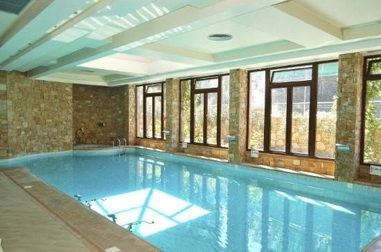 Indoor Swimming Pool Cost Pools Unique