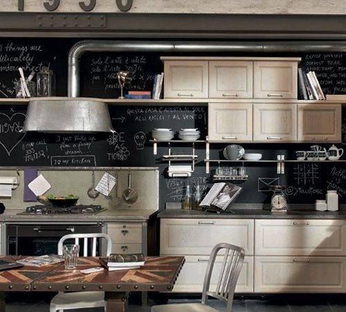 Industri Keuken Huis Inrichten