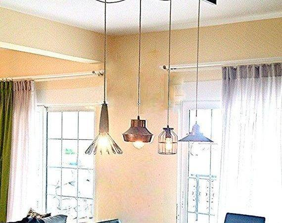 Industrial Bulbs Lamps Minimal Pendant Lights Cable