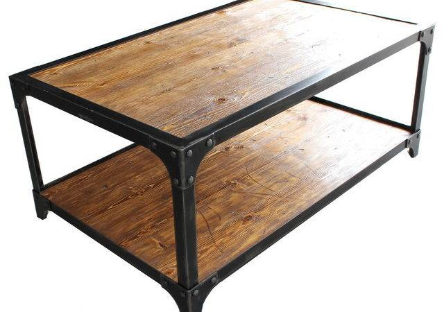 Industrial Coffee Tables Houston Modern Furniture