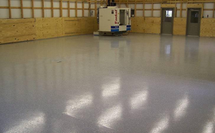 Industrial Commercial Epoxy Flooring Armorgarage