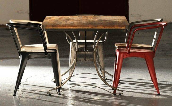 Industrial Furniture Cosy Looks Modern Furnishings