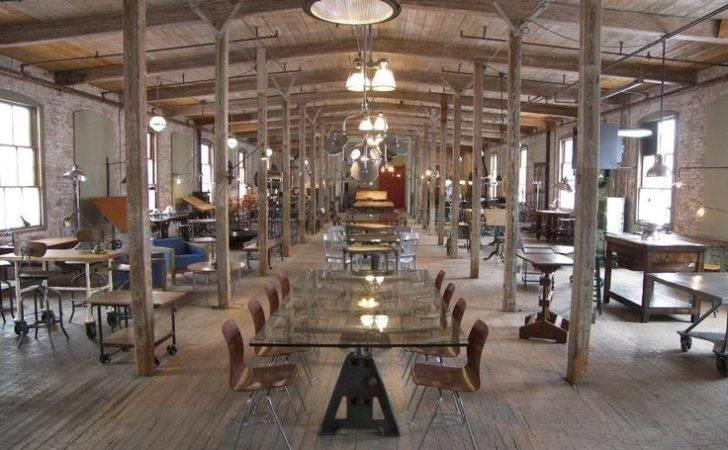 Industrial Furniture Design Office