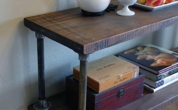 Industrial Furniture Designer Vintage