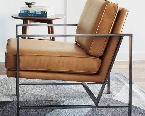Industrial Leather Details Furniture