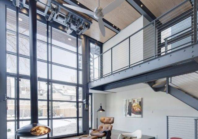 Industrial Loft Lofts Pinterest