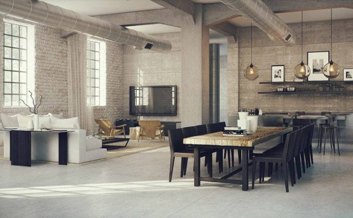 Industrial Lofts Inspiration Studio Aiko Trendland